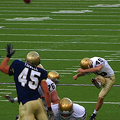 NCAA CHAMPIONSHIPS NOTRE DAME FOOTBALL