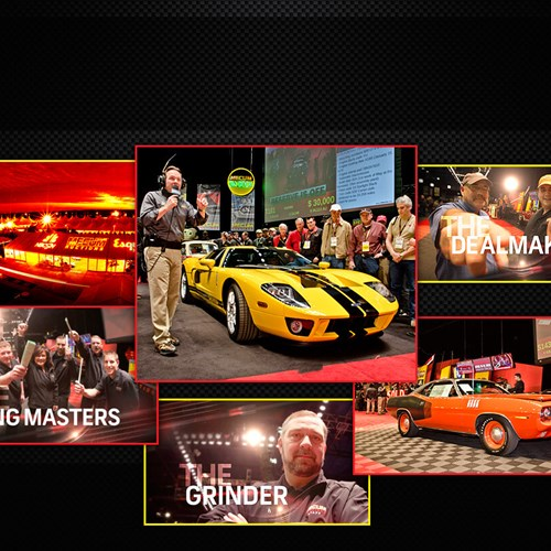 THE BEST OF MECUM AUTO AUCTIONS